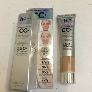 IT Cosmetics CC+ Cream with SPF 50+ (Light)